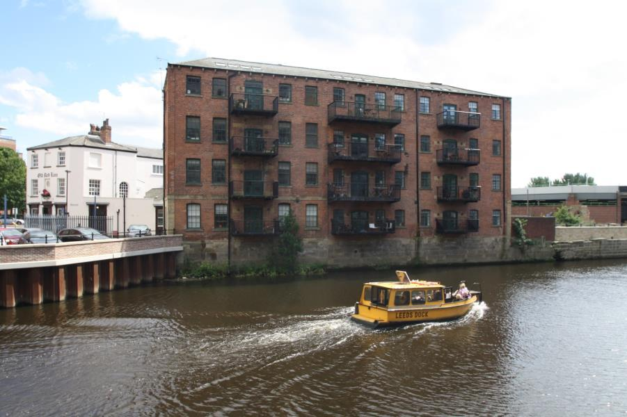 2 Bedrooms Apartment Flat for sale in 2 WATER LANE, LEEDS, LS11 5BW