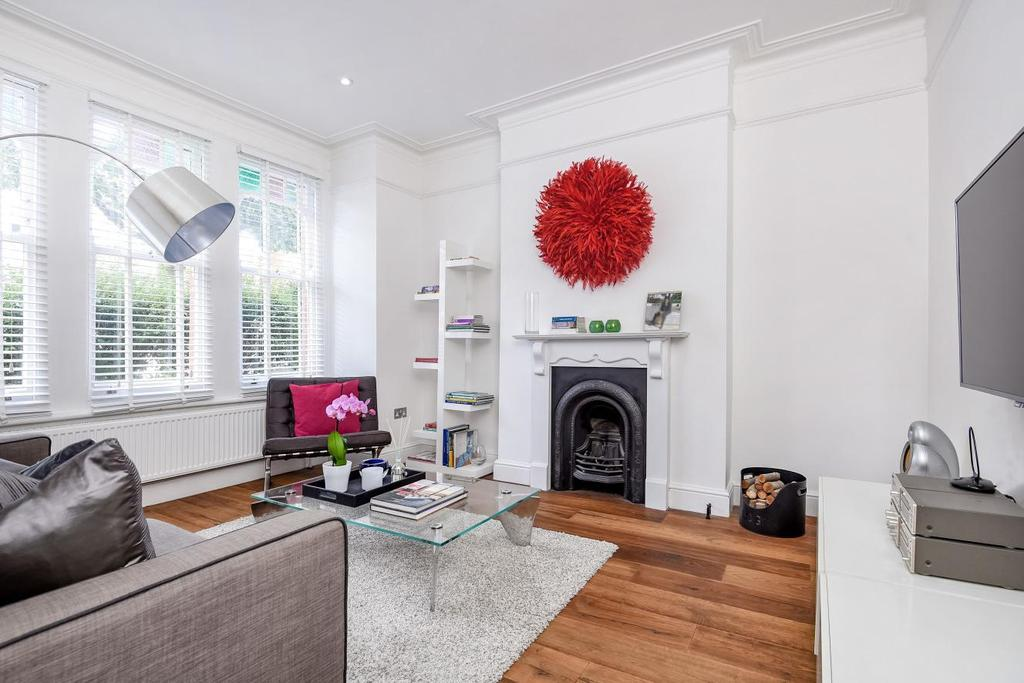 2 Bedrooms Maisonette Flat for sale in Louisville Road, Heaver Estate