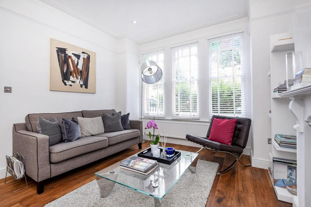 2 Bedrooms Maisonette Flat for sale in Louisville Road, Heaver Estate