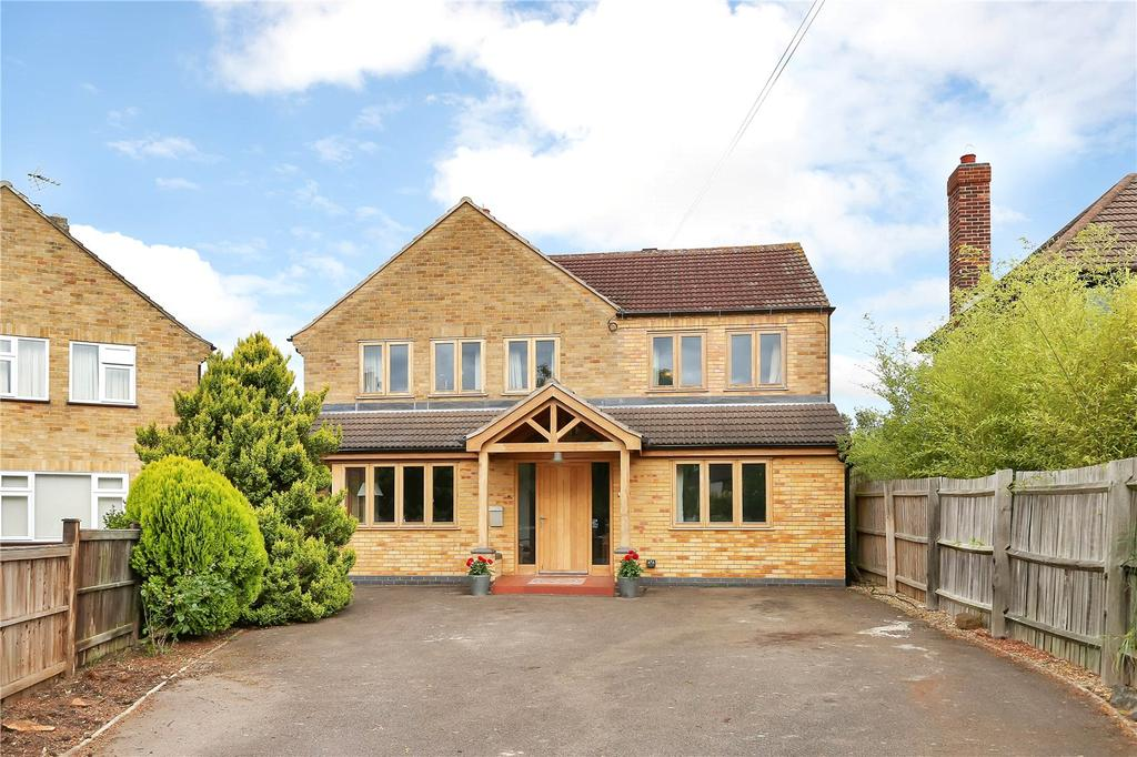 4 Bedrooms Detached House for sale in Gartree Drive, Melton Mowbray, Leicestershire