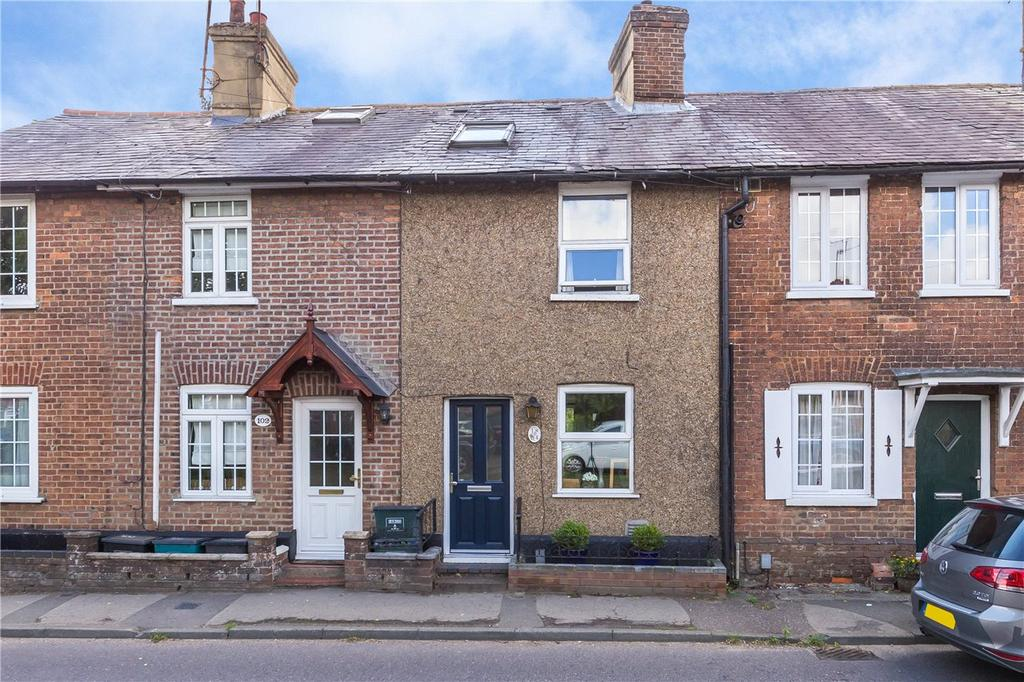 2 Bedrooms Terraced House for sale in High Street, Sandridge, Hertfordshire