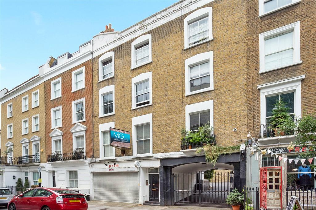 1 Bedroom Flat for sale in Erskine Road, Primrose Hill, London, NW3