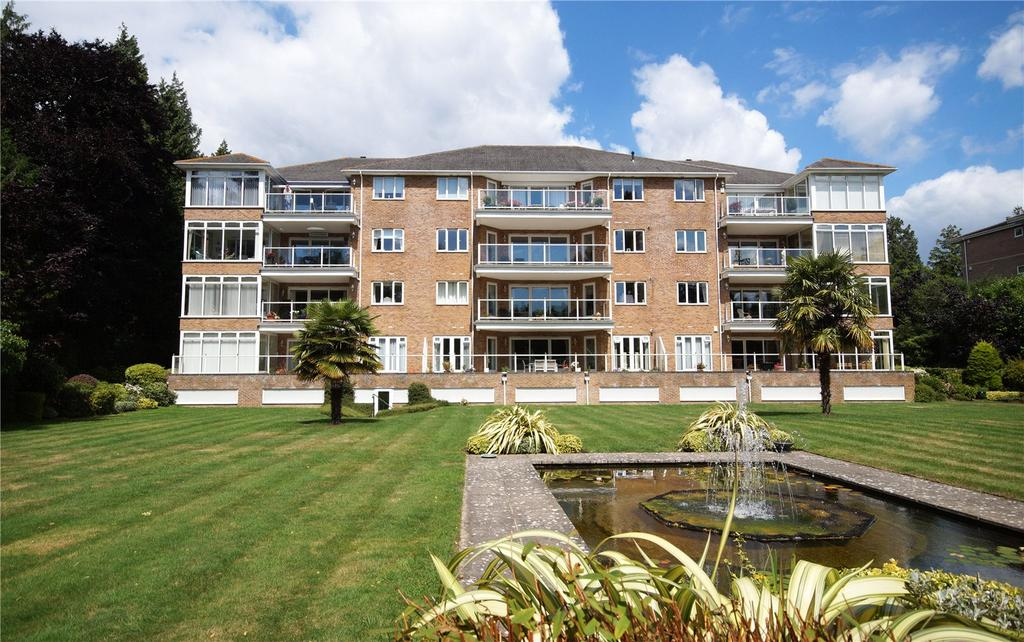 3 Bedrooms Flat for sale in Balcombe Road, Branksome Park, Poole, Dorset, BH13