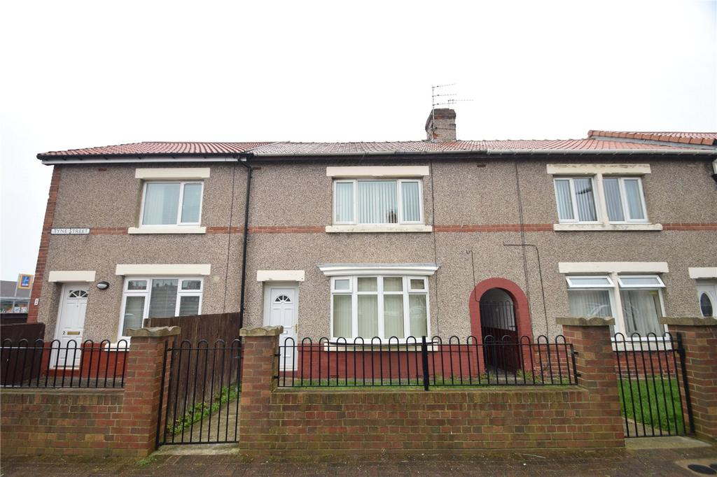3 Bedrooms Terraced House for sale in Tyne Street, Seaham, Co Durham, SR7