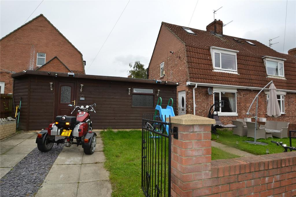 2 Bedrooms Semi Detached House for sale in Forster Square, Wingate, Co.Durham, TS28