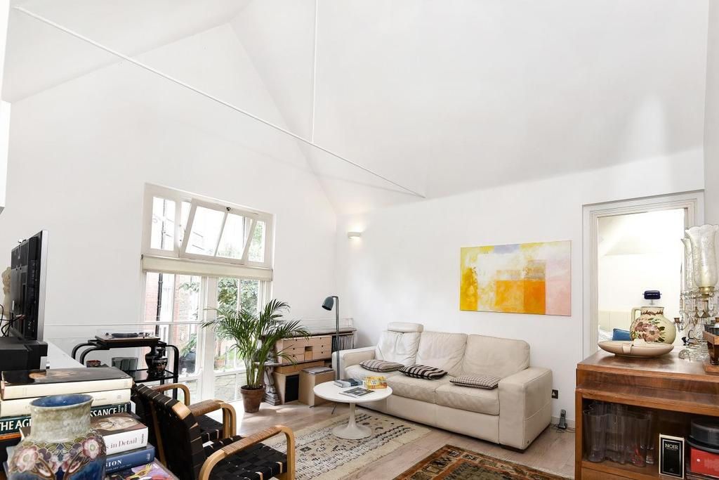 2 Bedrooms Terraced House for sale in Stannary Street, Kennington