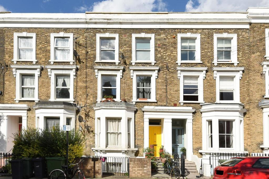 2 Bedrooms Flat for sale in Luxor Street, Camberwell