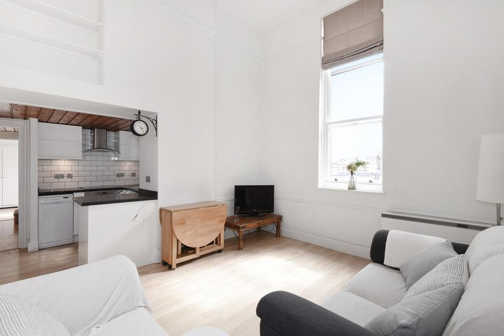 2 Bedrooms Flat for sale in Clapham Road, Oval