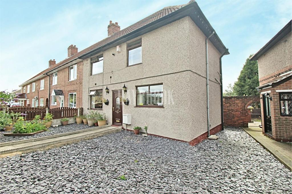 3 Bedrooms End Of Terrace House for sale in Hanover Street, Thurnscoe