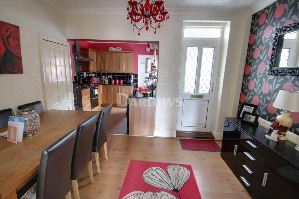 3 Bedrooms Terraced House for sale in Fairview Terrace, Talywain, Pontypool