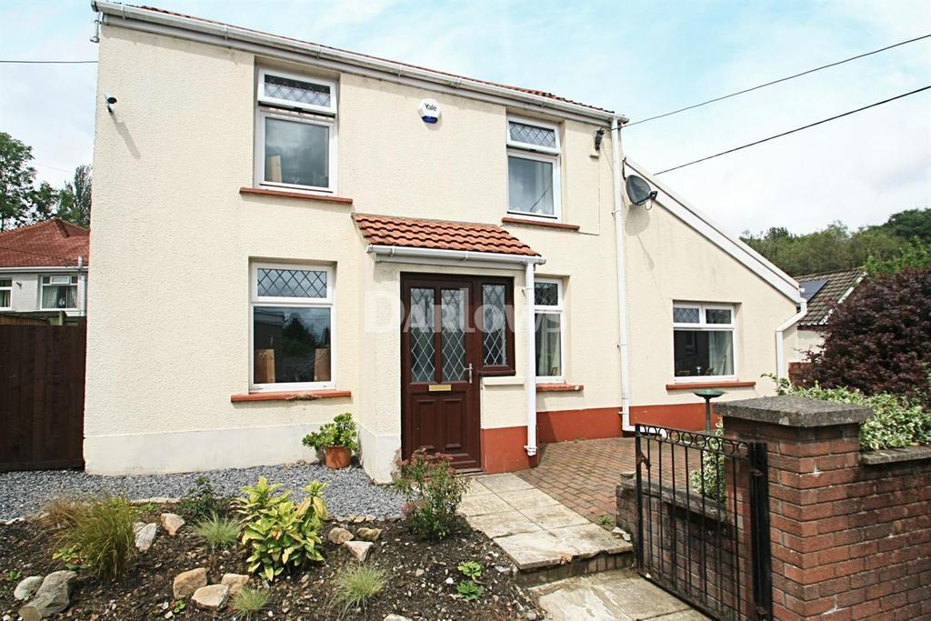 2 Bedrooms Detached House for sale in School Road, Rassau, Ebbw Vale, Balenau