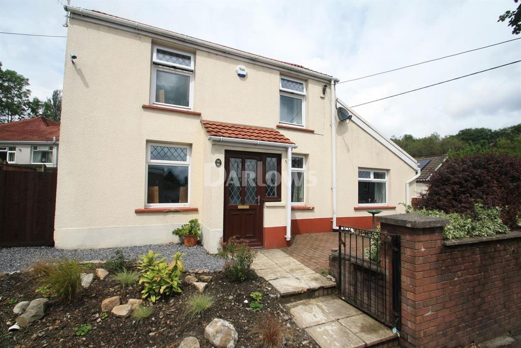 3 Bedrooms Detached House for sale in School Road, Rassau, Ebbw Vale, Blaenau Gwent