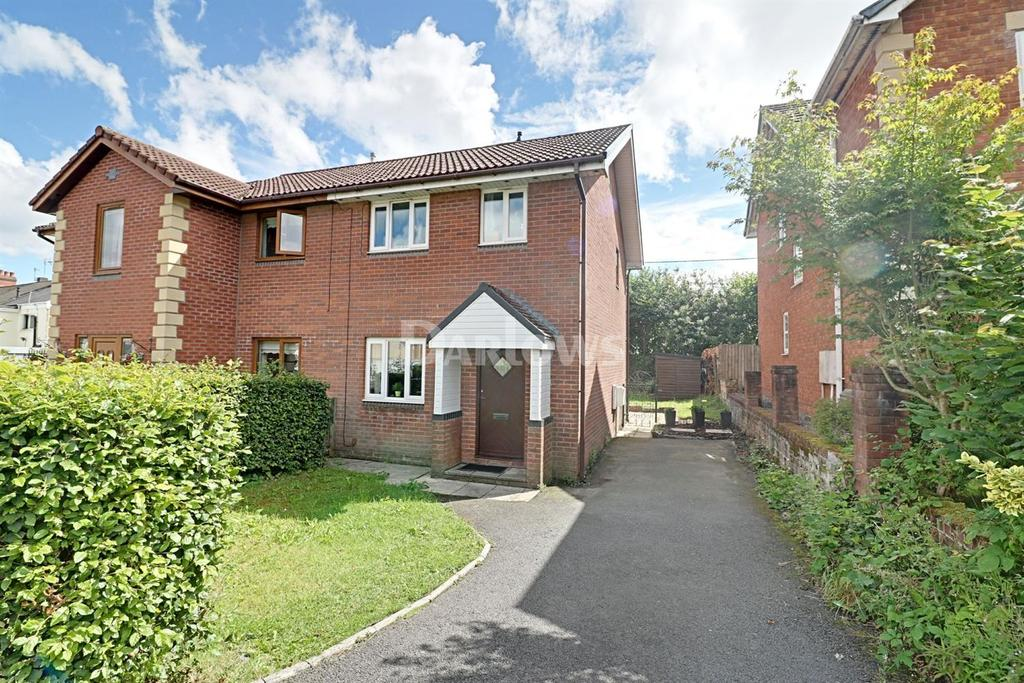 3 Bedrooms Semi Detached House for sale in Church Meadow, Gelligaer