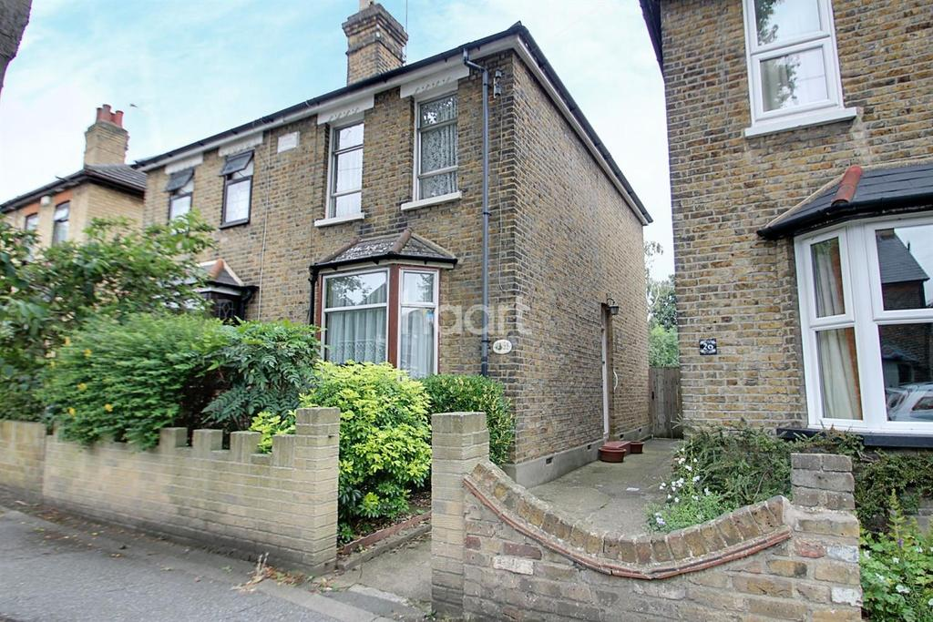 3 Bedrooms Semi Detached House for sale in Catherine Road, Gidea Park
