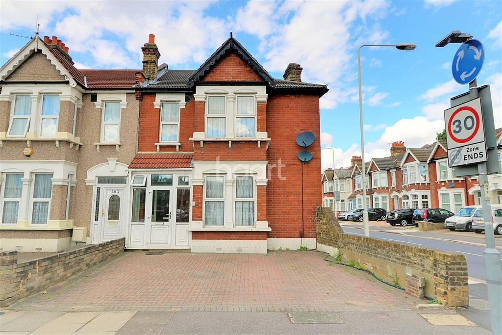 3 Bedrooms End Of Terrace House for sale in Coventry Road, Ilford, Essex