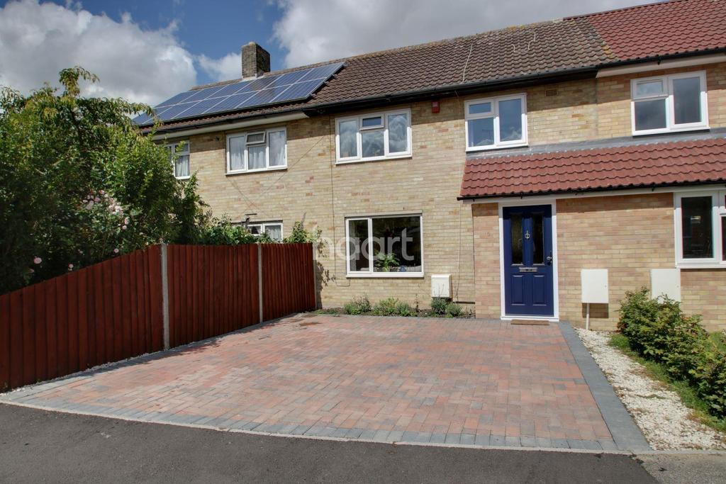 3 Bedrooms Terraced House for sale in Barrons Green, Shepreth
