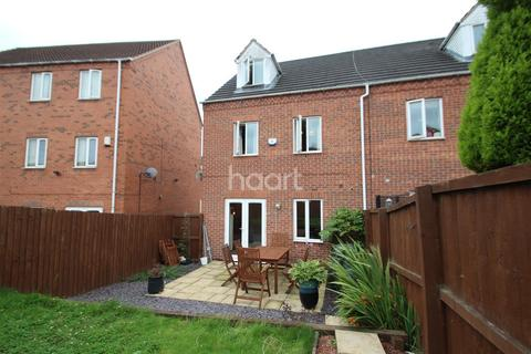 4 bedroom semi-detached house to rent - Mardling Avenue, NG5