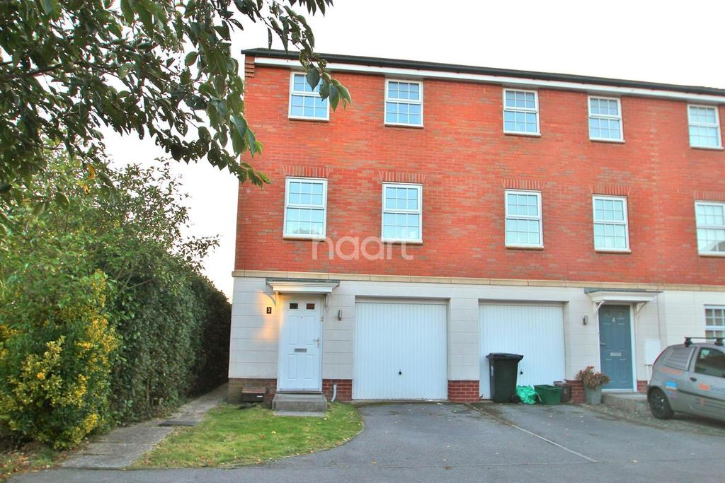 3 Bedrooms End Of Terrace House for sale in Oystermouth Mews, Celtic Horizons, Newport