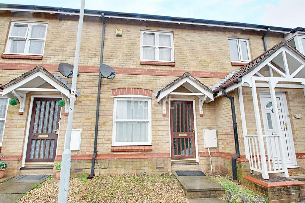 2 Bedrooms Terraced House for sale in St Andrews View, Rowbarton, Taunton