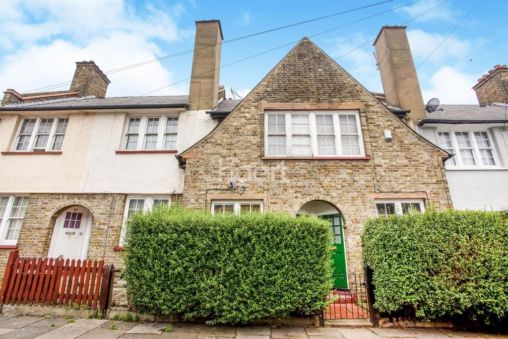 2 Bedrooms Terraced House for sale in Cowick Road, Tooting, SW17