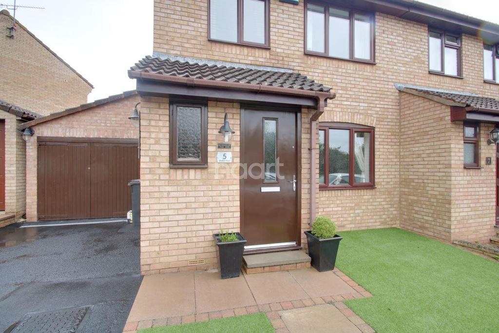 3 Bedrooms Semi Detached House for sale in Grafton Close, Taunton