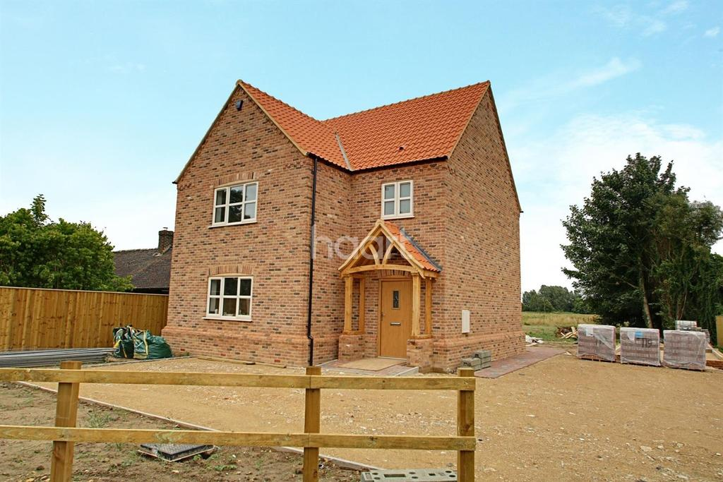 4 Bedrooms Detached House for sale in The Cottons, Outwell