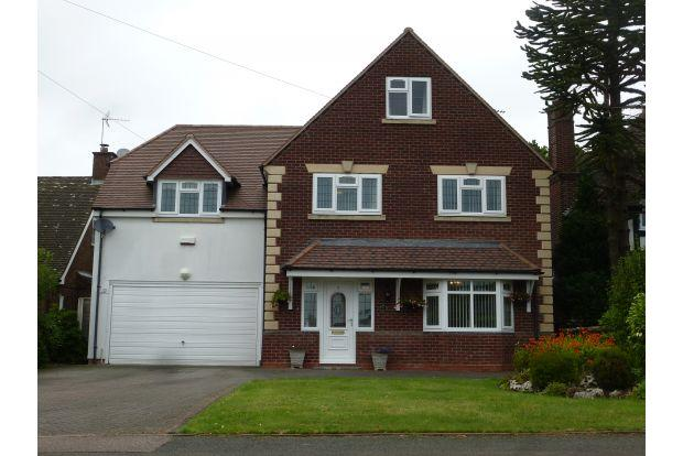 6 Bedrooms House for sale in WOODLANDS AVENUE, WALSALL