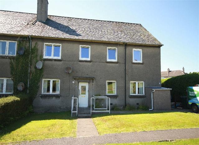 3 Bedrooms Flat for sale in 16 Brodie Crescent, Lochgilphead, PA31 8NW