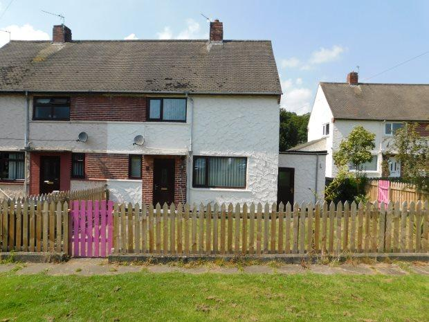 3 Bedrooms Semi Detached House for sale in OAKRIDGE ROAD, USHAW MOOR, DURHAM CITY : VILLAGES WEST OF