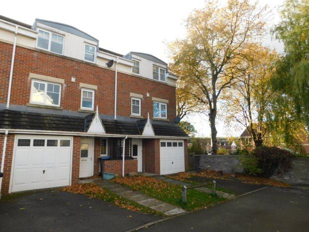 3 Bedrooms Terraced House for sale in WESLEY CLOSE, SACRISTON, DURHAM CITY : VILLAGES WEST OF