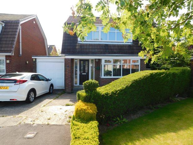 3 Bedrooms Detached House for sale in ASPEN CLOSE, GILESGATE, DURHAM CITY