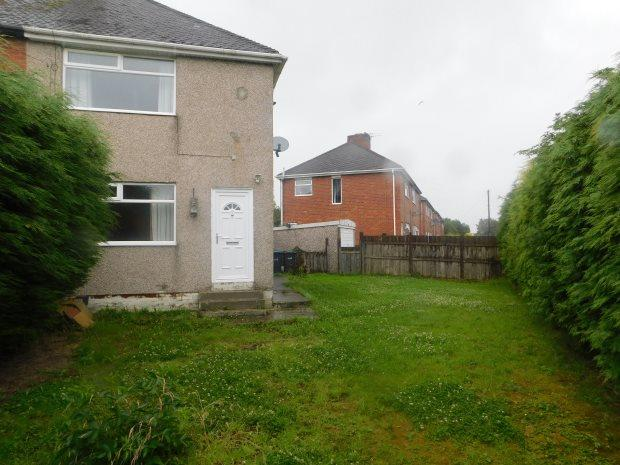 2 Bedrooms Semi Detached House for sale in GREY RIDGES, BRANDON, DURHAM CITY : VILLAGES WEST OF