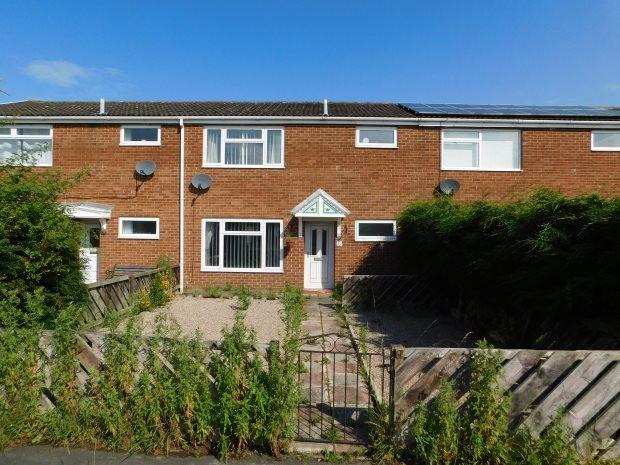 3 Bedrooms Town House for sale in CHERRY PARK, BRANDON, DURHAM CITY : VILLAGES WEST OF