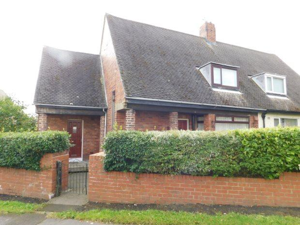 2 Bedrooms Semi Detached House for sale in REDCOURTS, BRANDON, DURHAM CITY : VILLAGES WEST OF