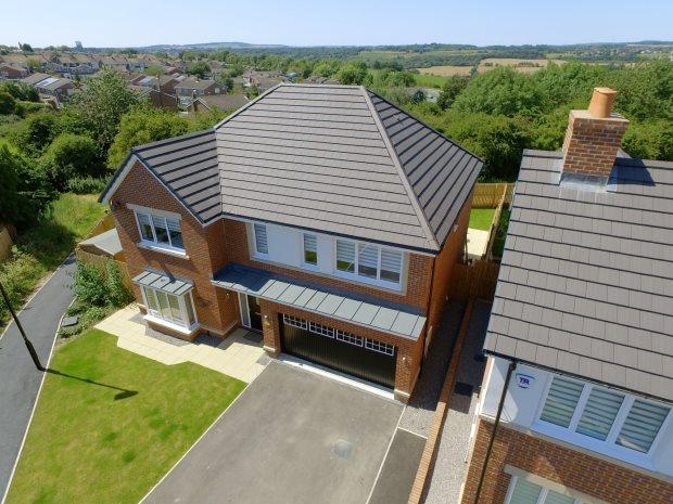 5 Bedrooms Detached House for sale in HORNBEAM CLOSE, GILESGATE, DURHAM CITY