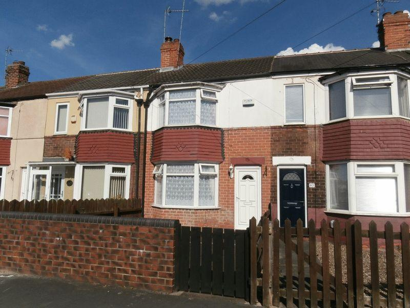 2 Bedrooms Terraced House for sale in Foredyke Avenue, Hull