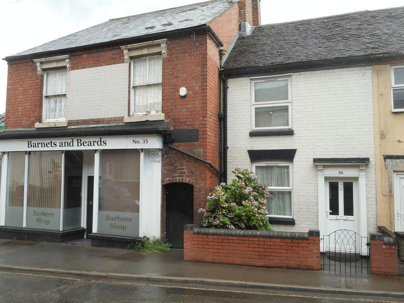 2 Bedrooms Terraced House for sale in Mitton Street, Stourport-On-Severn DY13 9AQ