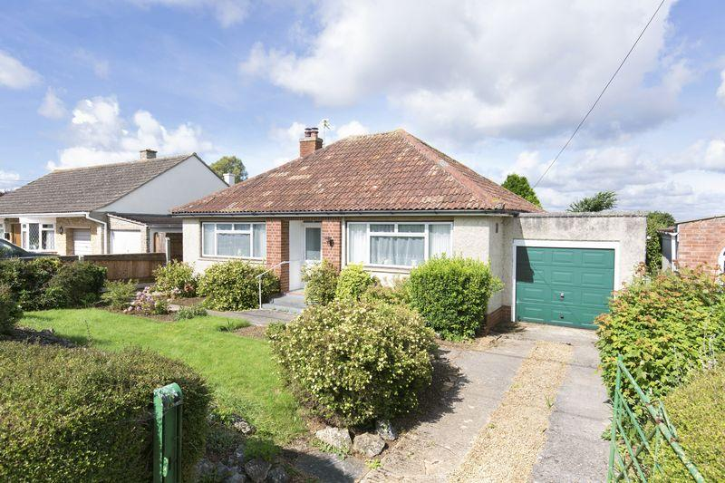 2 Bedrooms Detached Bungalow for sale in Acreshort Lane, Steeple Ashton