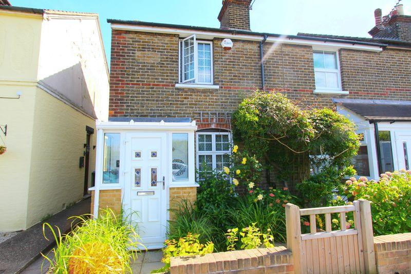 2 Bedrooms End Of Terrace House for sale in Park Road, Caterham