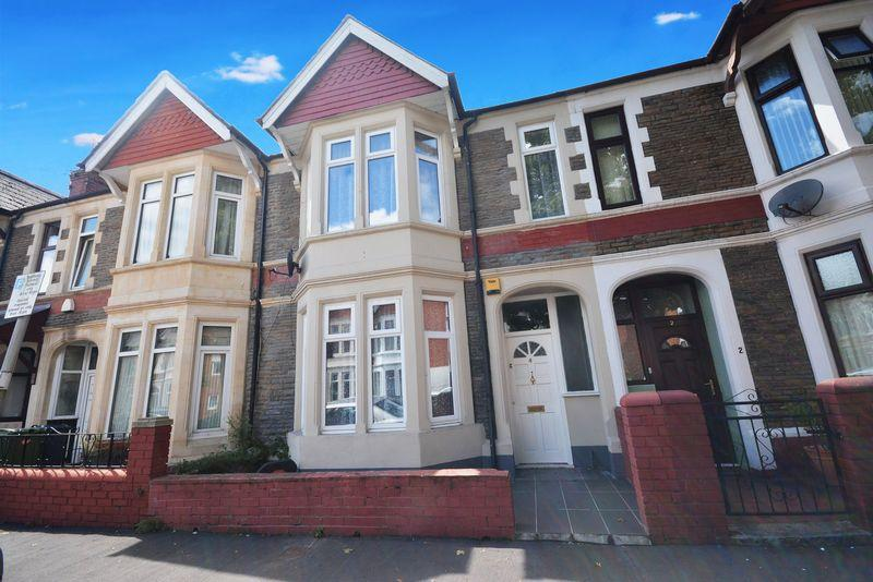 3 Bedrooms Terraced House for sale in Hafod Street, Grangetown, Cardiff