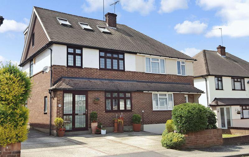5 Bedrooms Semi Detached House for sale in Eardemont Close, Crayford