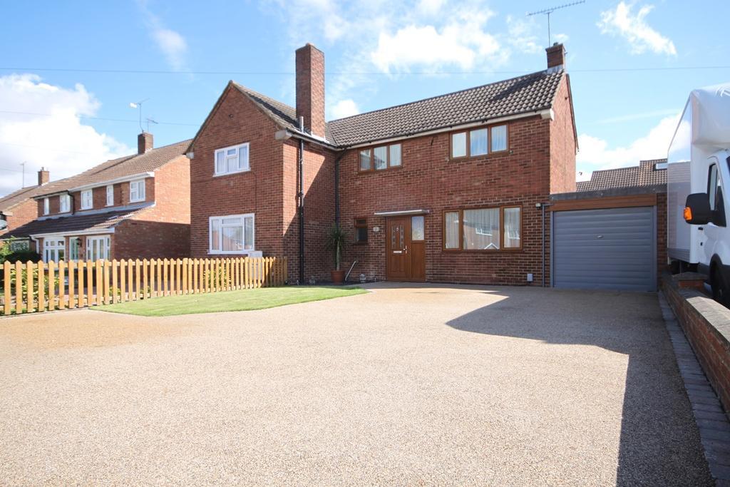 2 Bedrooms Semi Detached House for sale in Wellfield Avenue, Sundon Park, Luton, LU3