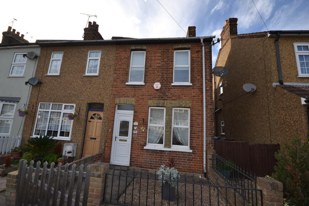 3 Bedrooms End Of Terrace House for sale in Grove Road, Stanford-le-Hope, SS17