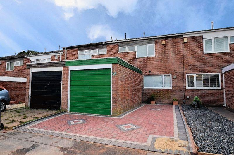3 Bedrooms Terraced House for sale in Middlehill Rise, Woodgate Valley