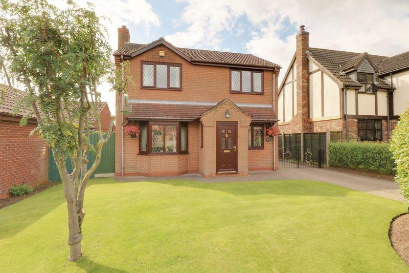 3 Bedrooms Detached House for sale in Appleby Gardens, Broughton