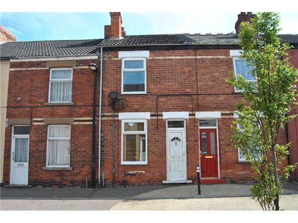 3 Bedrooms Terraced House for sale in Percival Street Scunthorpe