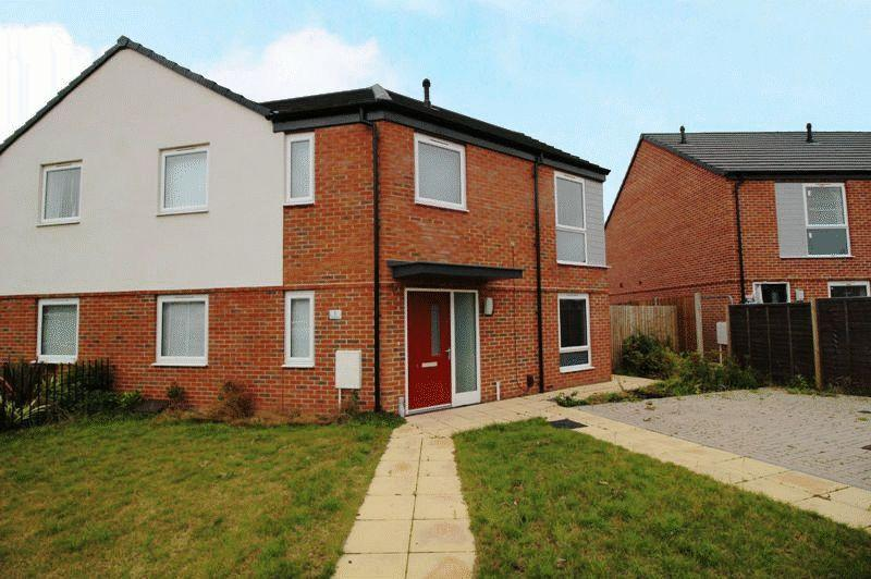 3 Bedrooms Semi Detached House for sale in Sorrel Drive, Bilston
