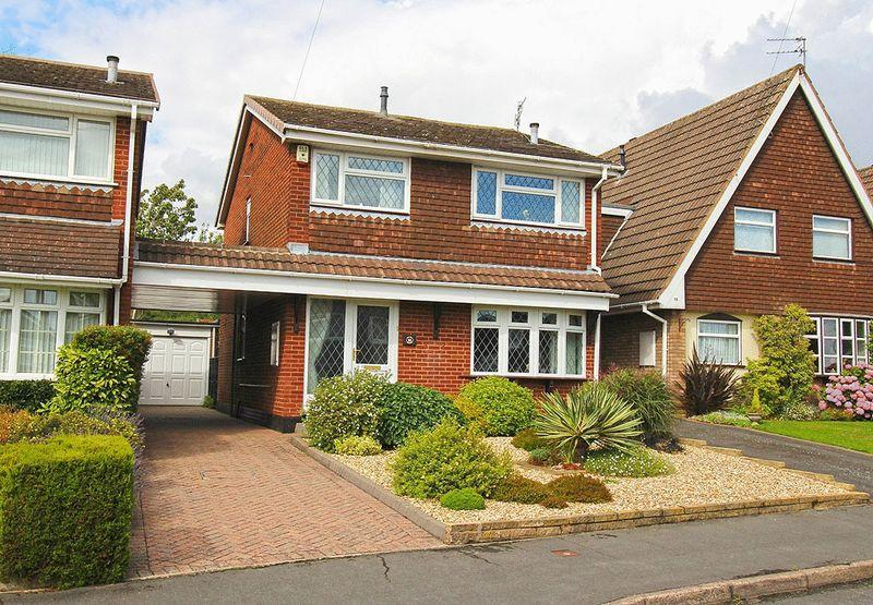 4 Bedrooms Detached House for sale in Larkswood Drive, SEDGLEY