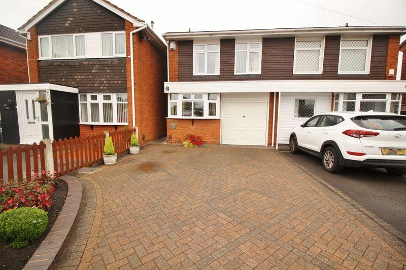 3 Bedrooms Semi Detached House for sale in Bellamy Lane, Wednesfield