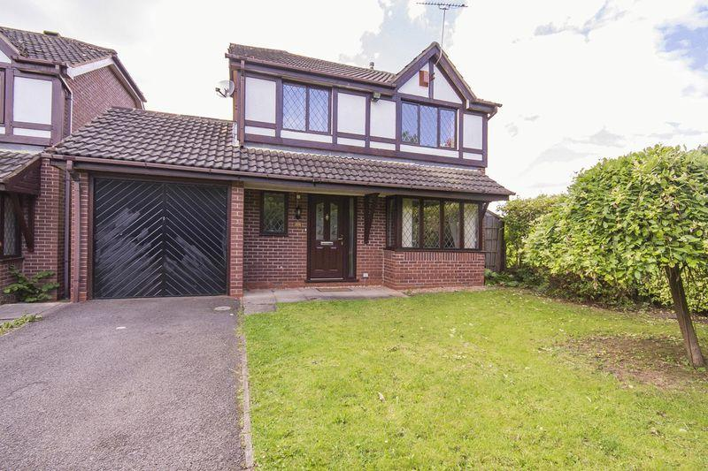 4 Bedrooms Detached House for sale in CHATTERIS DRIVE, DERWENT HEIGHTS
